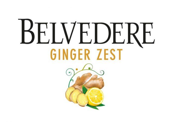 La Vodka Belvedere debutta in una nuova eccezionale espressione, Ginger Zest