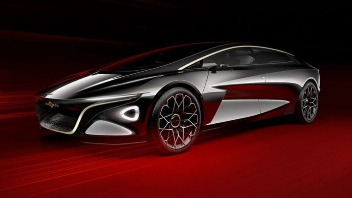 L'auto di lusso del futuro svelata da Aston Martin con la Lagonda 'Vision Concept'