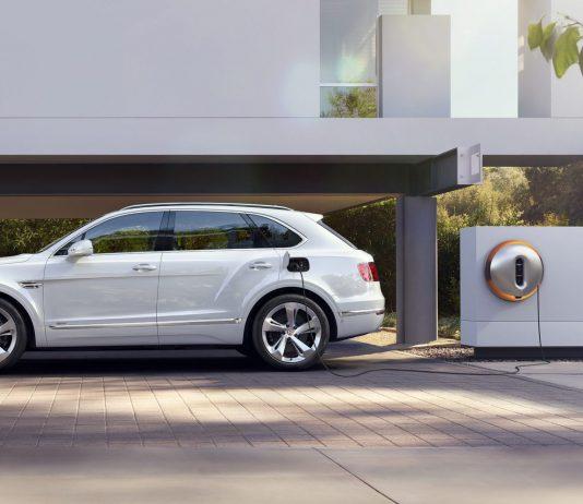 Bentley svela una straordinaria nuova stazione di ricarica per auto elettriche