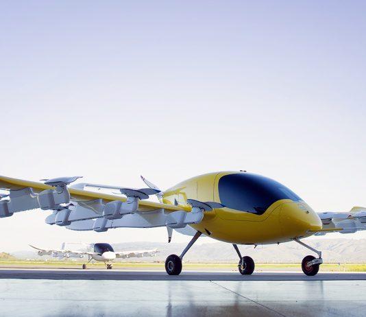L'ex startup Bloke di Google X svela un taxi aereo elettrico a volo autonomo