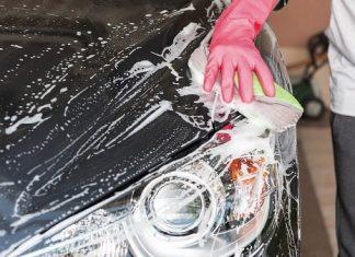 pulire auto